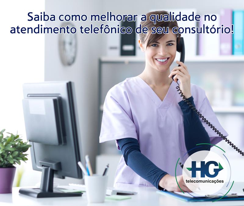 Saiba como melhorar a qualidade no atendimento telefônico do seu consultório!